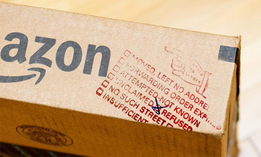 Amazon Return to Sender