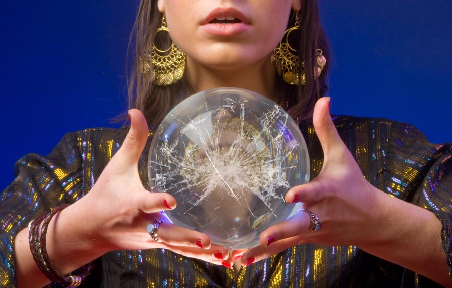 Cracked Crystal Ball