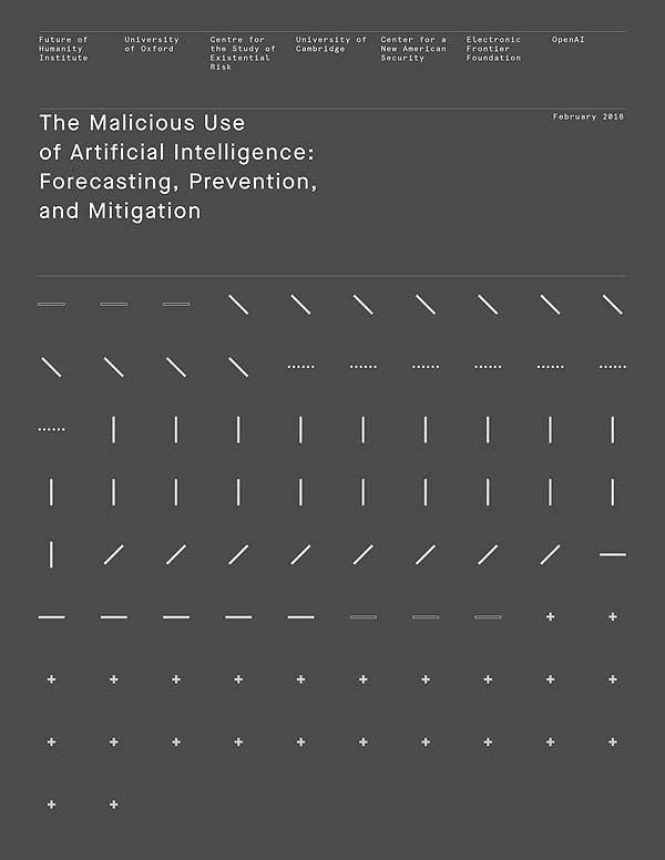 Malicious AI Report Cover