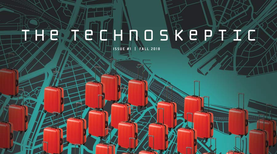 The Technoskeptic Print Edition